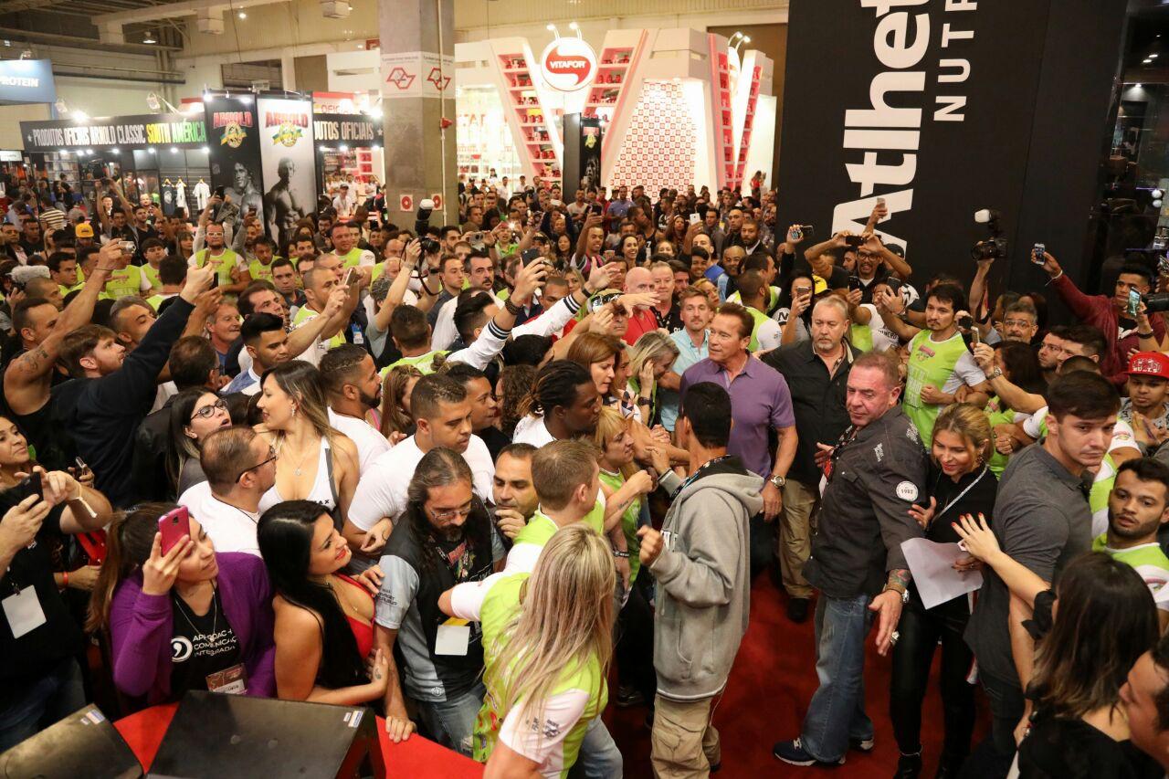 Arnold Sports Festival South America promove sorteio de ingressos no aniversário de São Paulo