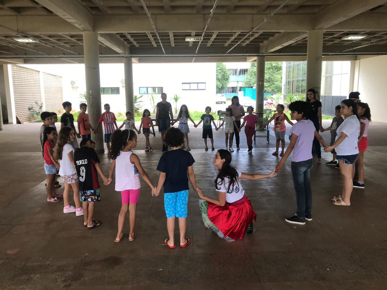 UFT, Câmpus de Palmas, realiza 7ª Edição da Colônia de Férias