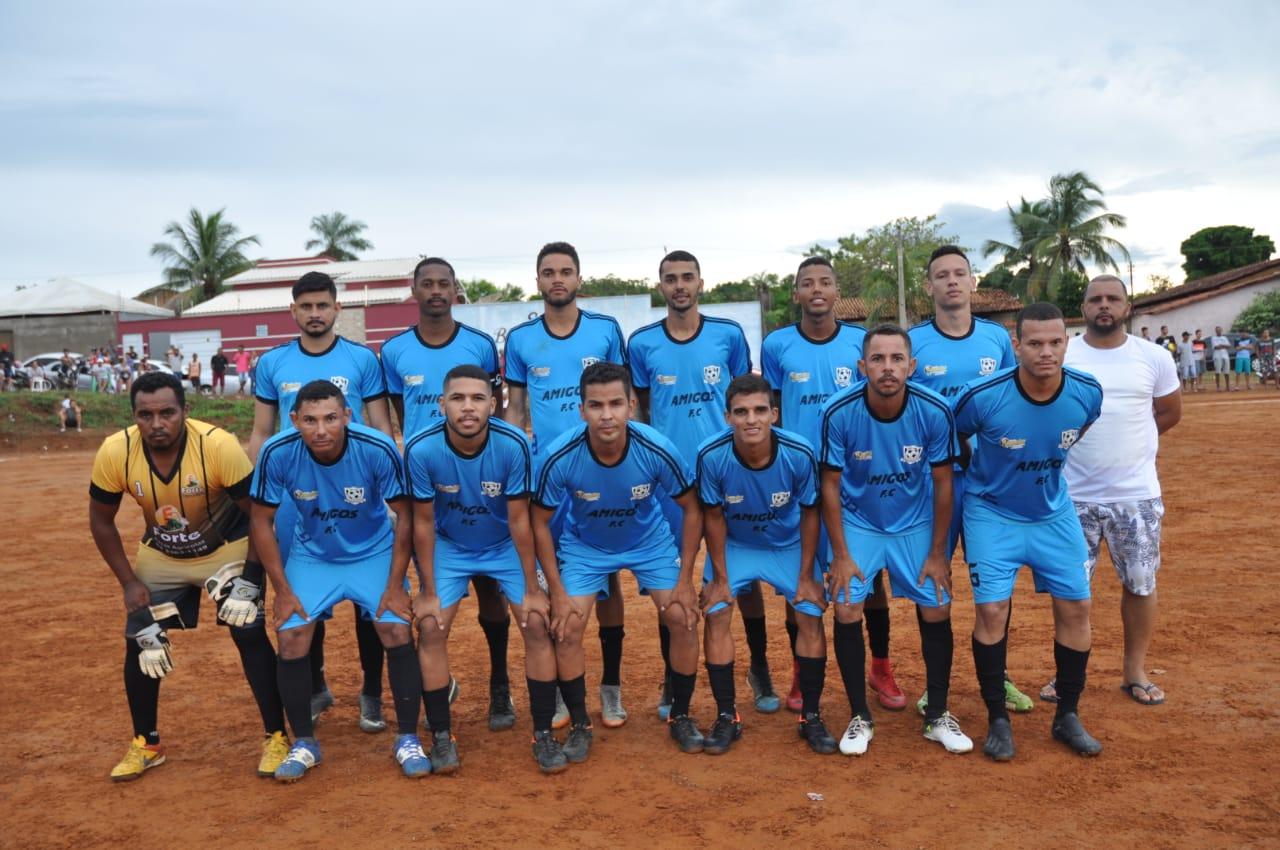 Prefeitura de Porto Nacional apoia a 10ª edição do Campeonato de Futebol Amador do Setor Imperial