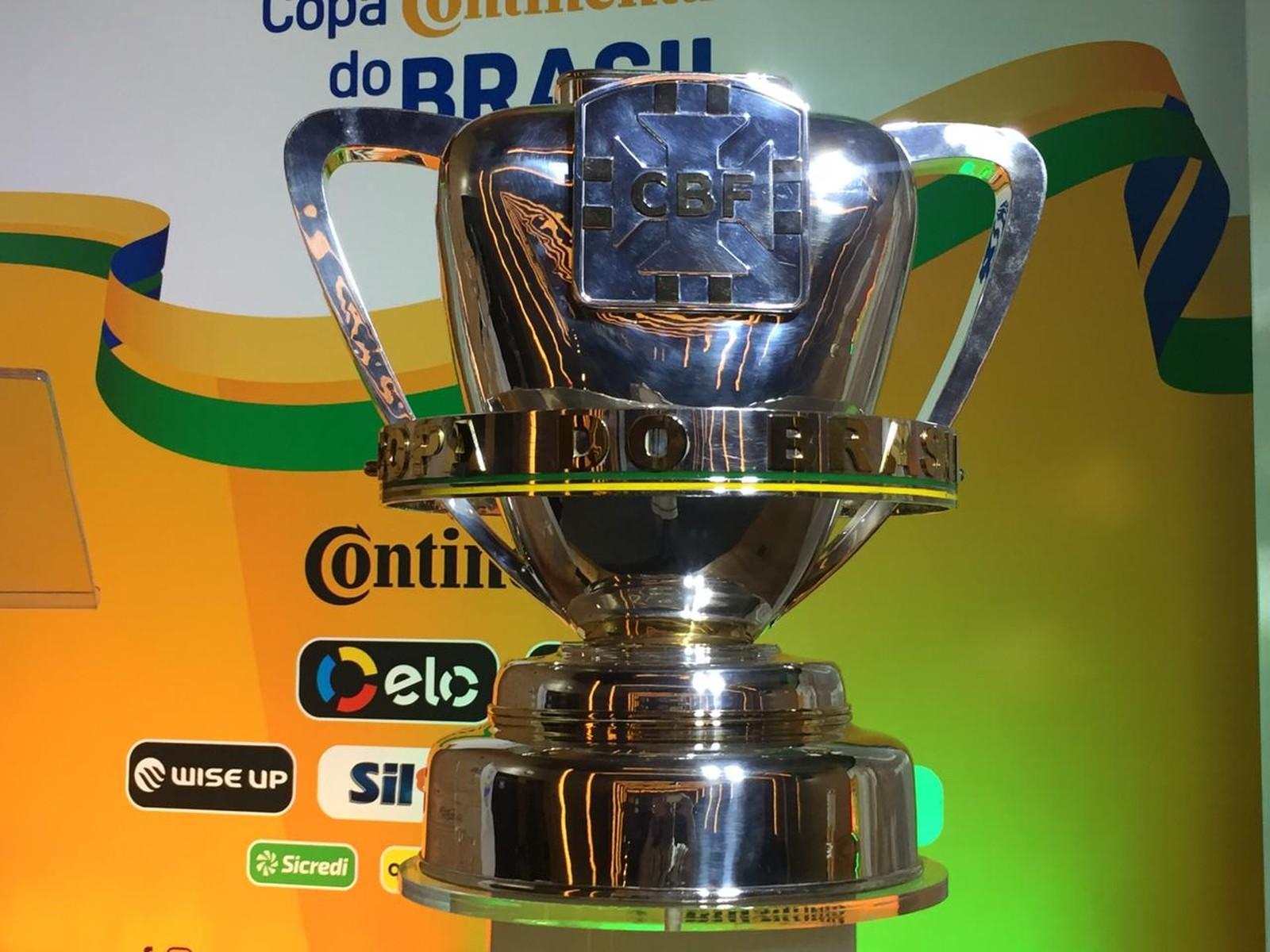 CBF divulga tabela detalhada da primeira fase da Copa do Brasil