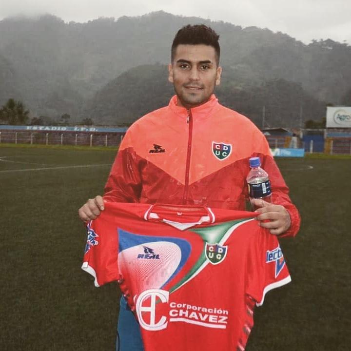 """Ex-Figueirense, meia Victor Cedrón celebra retorno ao futebol peruano: """"Motivado"""""""