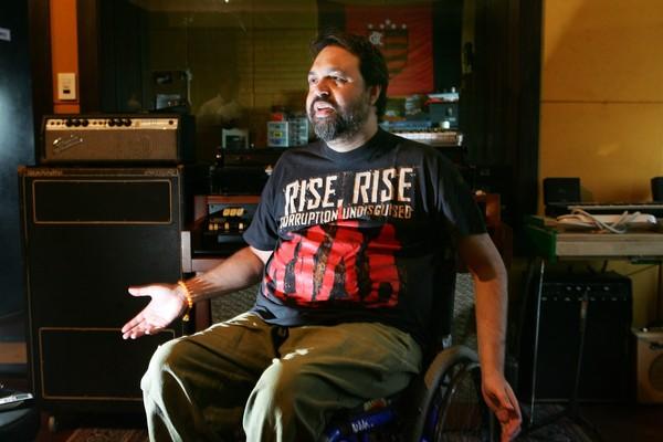 Marcelo Yuka, fundador d'O Rappa, morre aos 53 anos no RJ