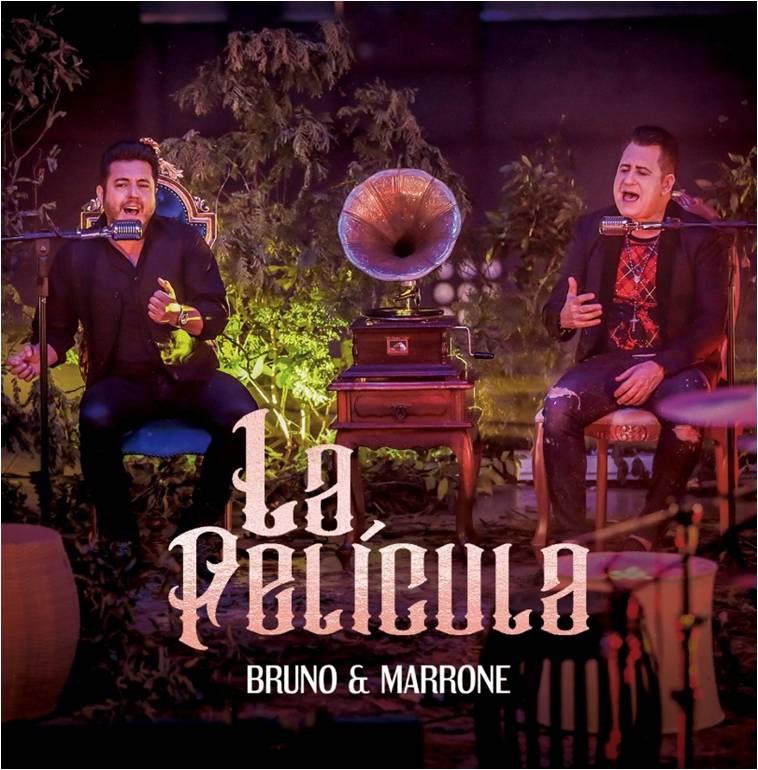 """""""La Película de Una Vida"""" – Primeiro trabalho em espanhol de Bruno & Marrone"""