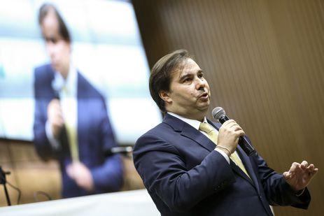 Com voto da relatora Dorinha Seabra, Democratas expulsa deputado Rodrigo Maia (RJ) do partido