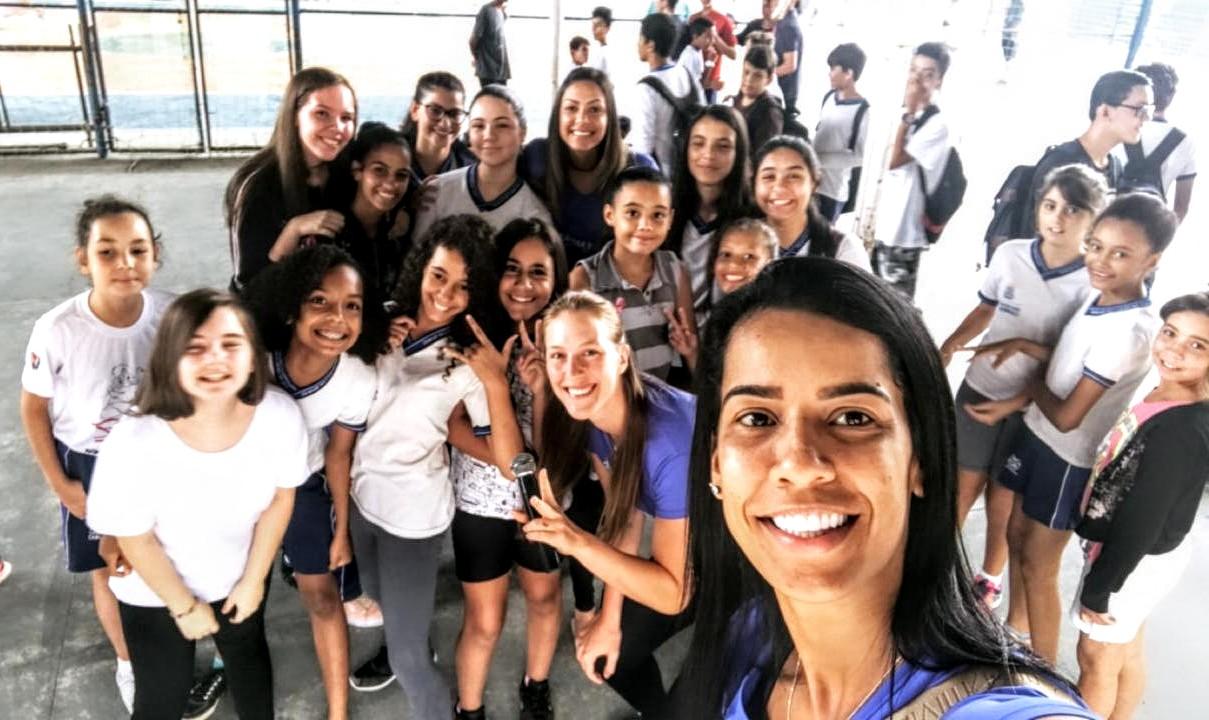 Vôlei Balneário Camboriú faz promoção para estudantes de Santa Catarina e servidores municipais de BC