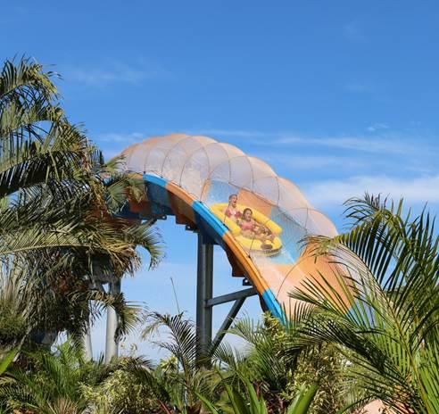 Thermas dos Laranjais traz de volta promoção Hotel + Parque