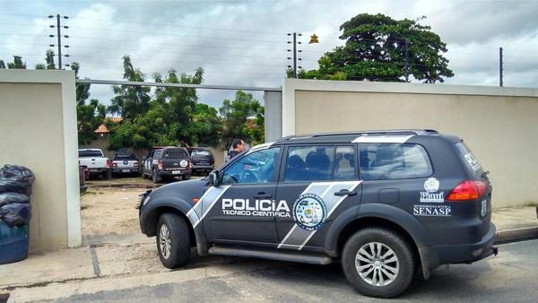 Polícia apreende carga de alimentos roubada avaliada em R$ 1 mi na Zona Leste de Teresina