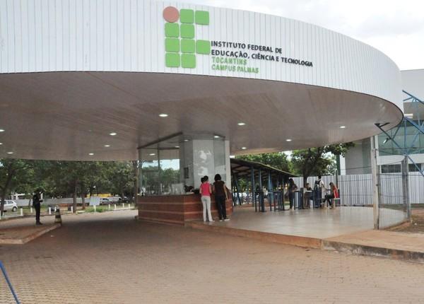 IFTO de Palmas abre inscrições para professores substitutos em seis cursos