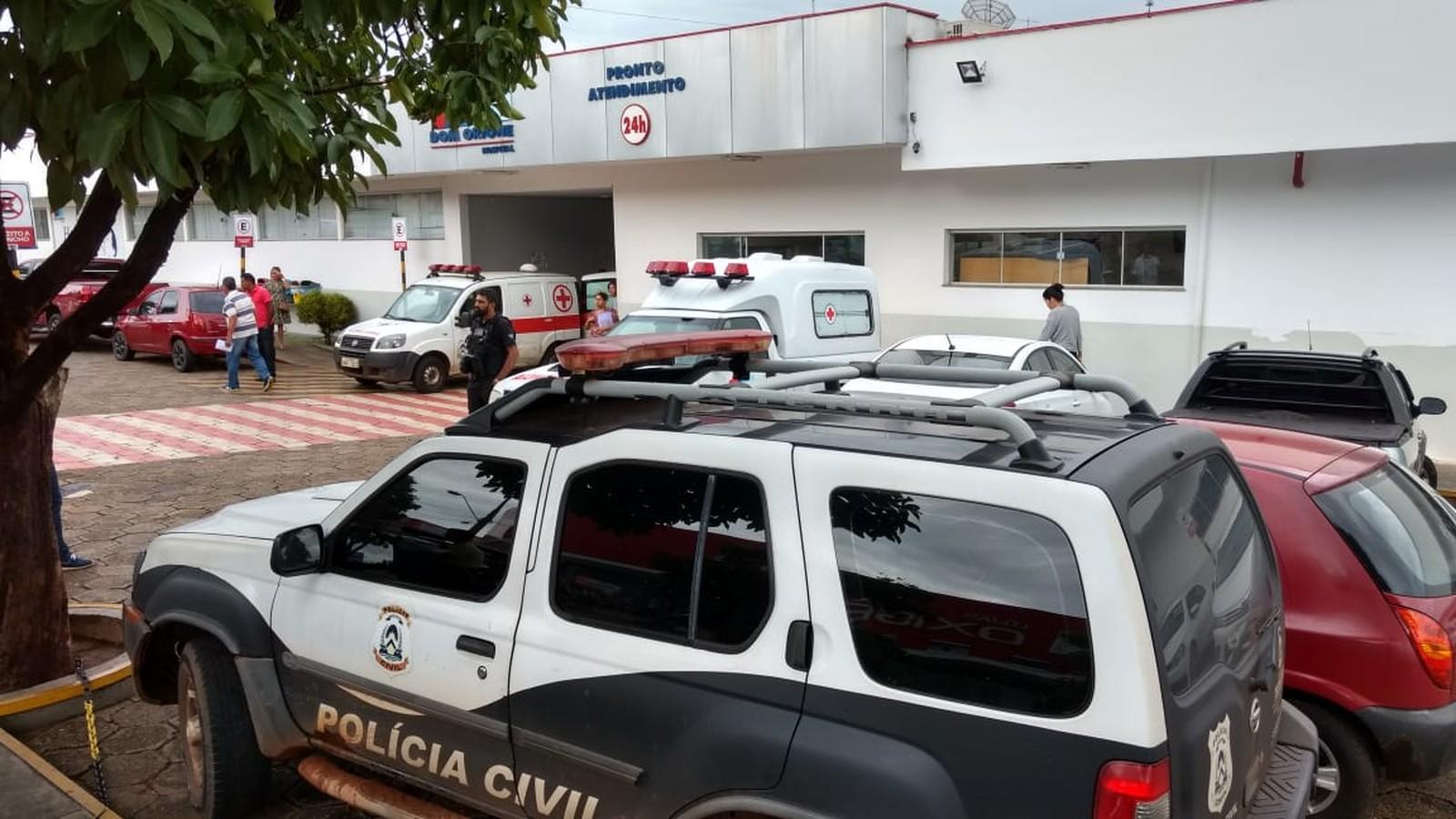 Médico suspeito de ser funcionário fantasma é alvo de operação da Polícia Civil
