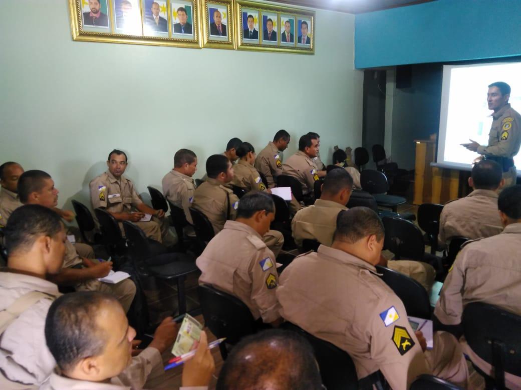 Unidade da PM em Arraias finaliza instrução de Identificação Veicular