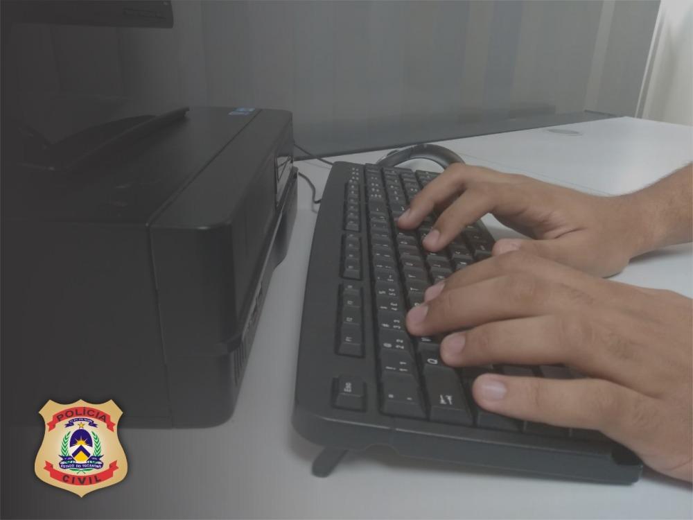 Polícia Civil tira do ar página falsa na internet de leilão de automóveis