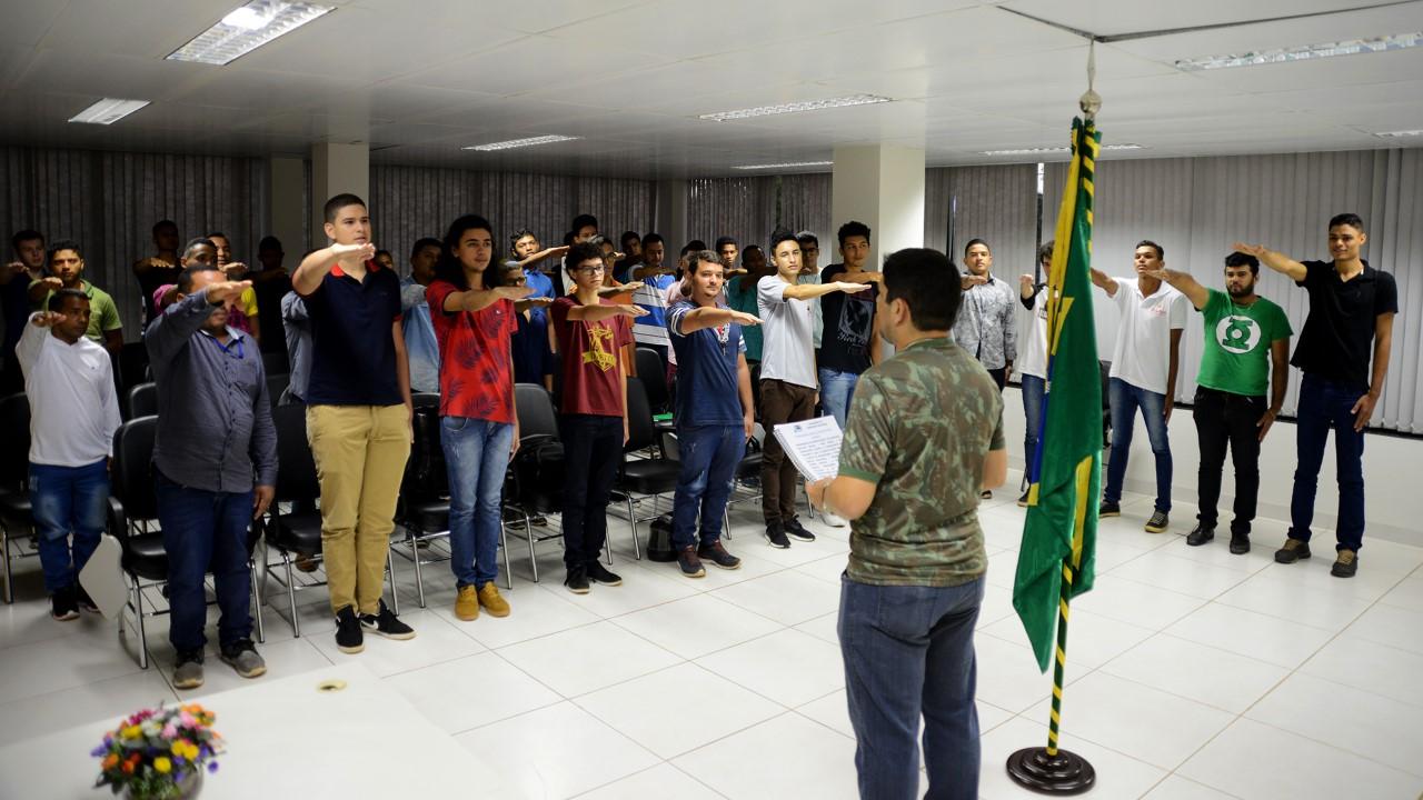 Junta Militar entrega 230 Certificados de Dispensa de Incorporação nesta quarta