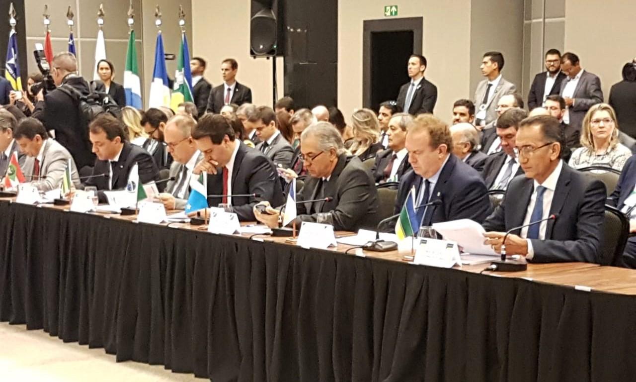 Governador Carlesse passa a integrar grupos de trabalho para avaliar previdência e recuperação dos Estados