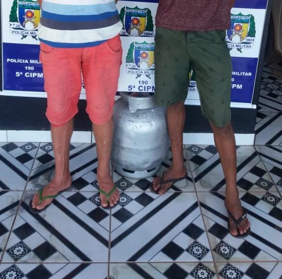 Em Ananás (TO) Três pessoas presas em Ananás por furto e receptação