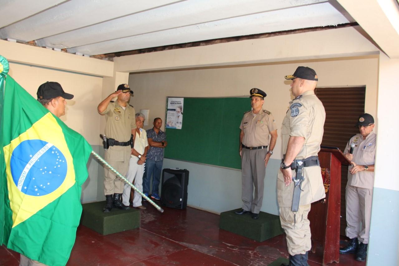 Polícia Militar realiza solenidade de passagem de comando em Porto Nacional