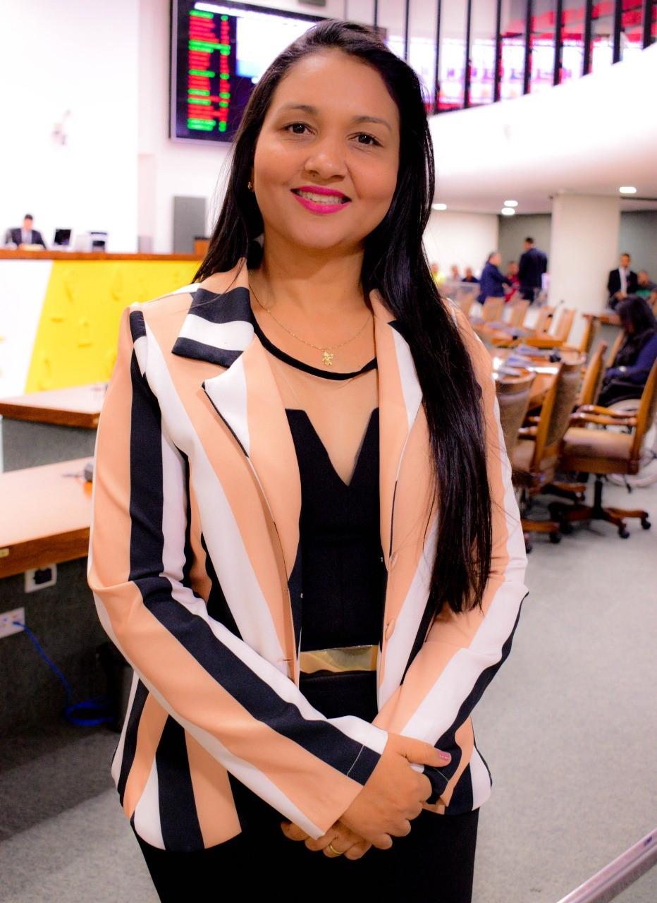 Vanda Monteiro apresenta Projeto de Lei que visa combater a violência contra a mulher