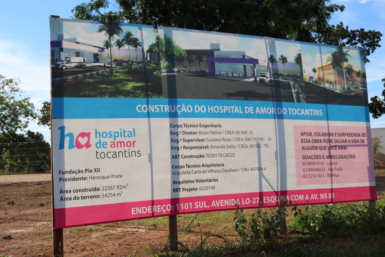 Hospital do Amor e Sara Kubistschek recebem R$800 mil em emendas parlamentares de Vicentinho Júnior