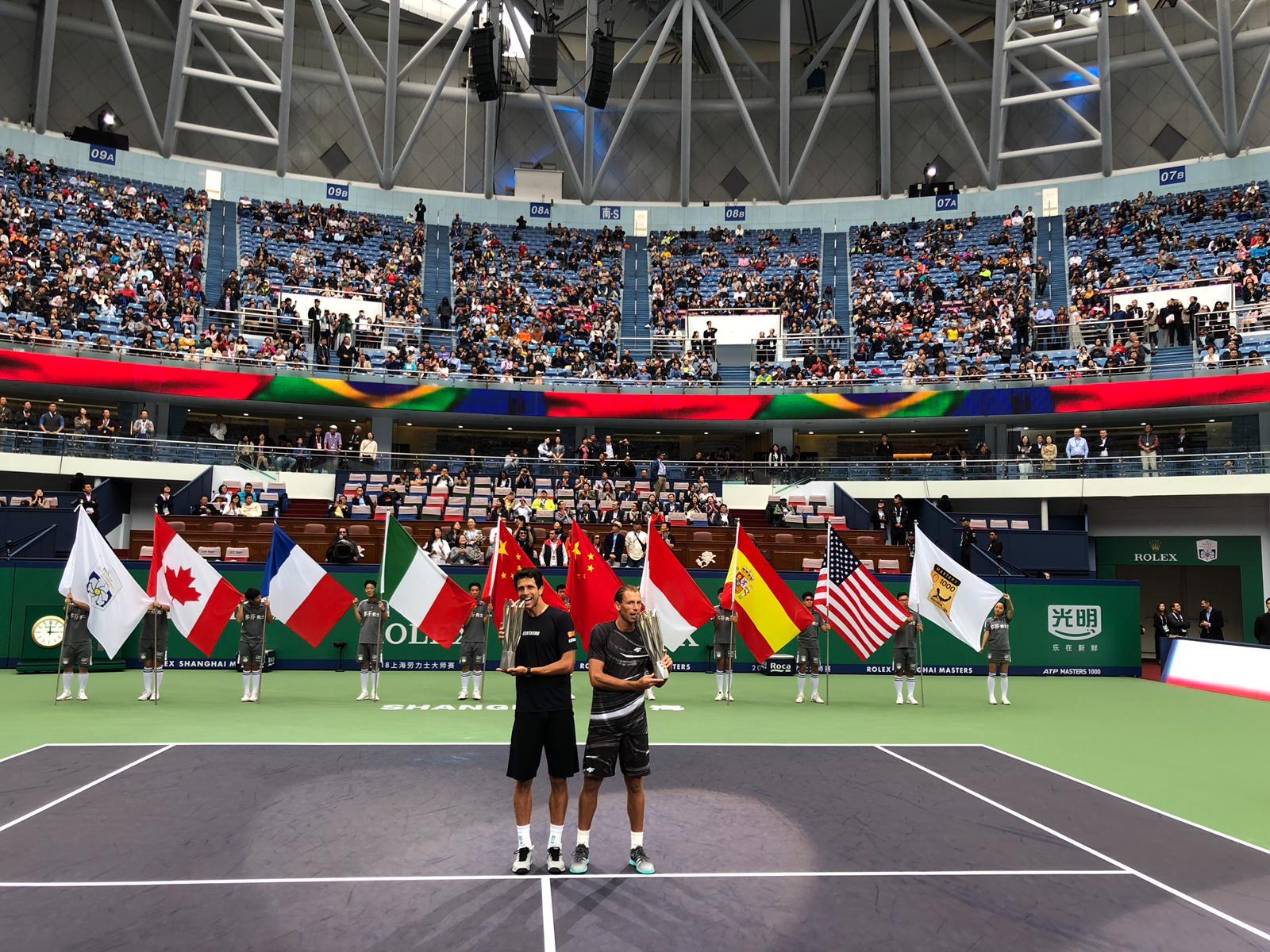 Em Indian Wells, Marcelo Melo faz 14ª final e busca 10º título de Masters 1000