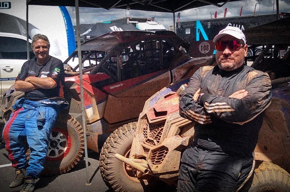 Pilotos da Território Motorsport completam 1º dia do Rally Minas Brasil com êxito