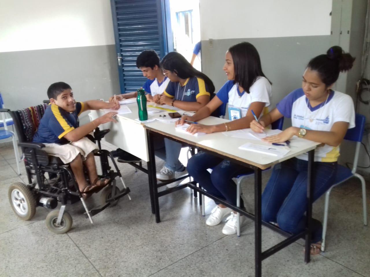 Protagonismo juvenil é destaque em eventos alusivos a Grêmios Estudantis de escolas estaduais TO