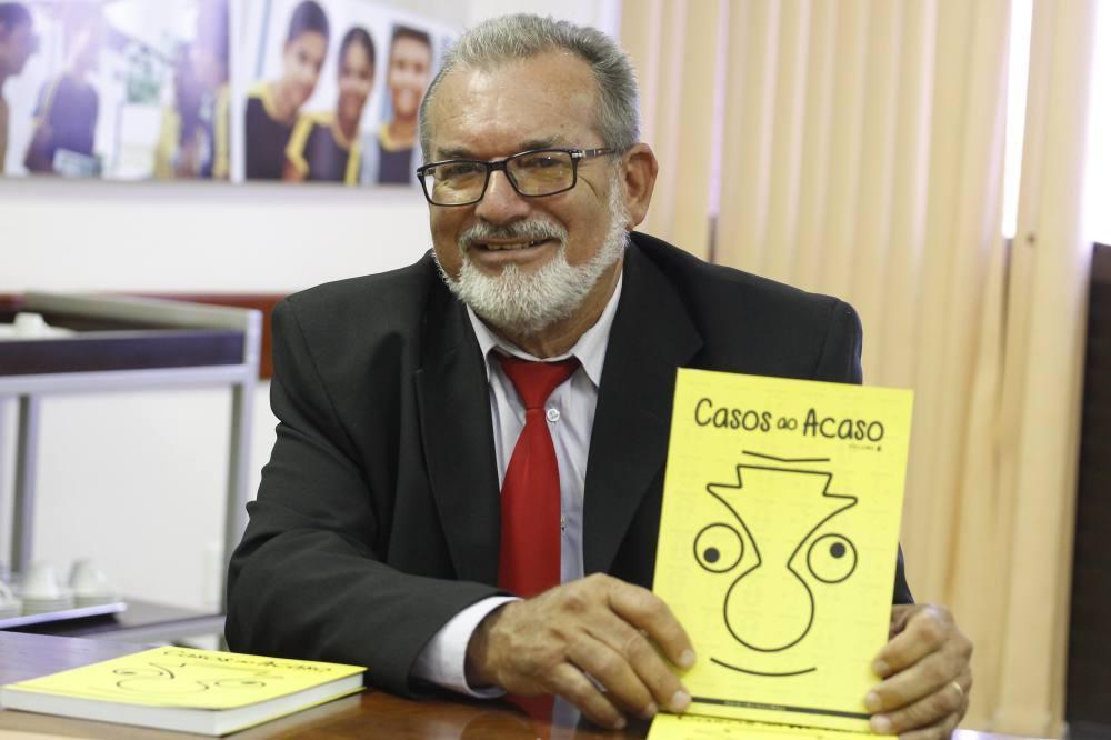 Há um ano partia Ademir Rêgo, escritor, jornalista e cidadão pioneiro de Paraíso