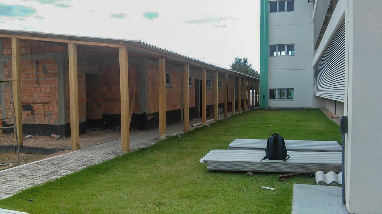 UFT entrega obras de adequações no Câmpus de Arraias