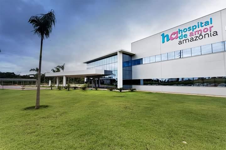 Hospital de Amor da Amazônia inaugura nova ala e amplia capacidade de atendimento