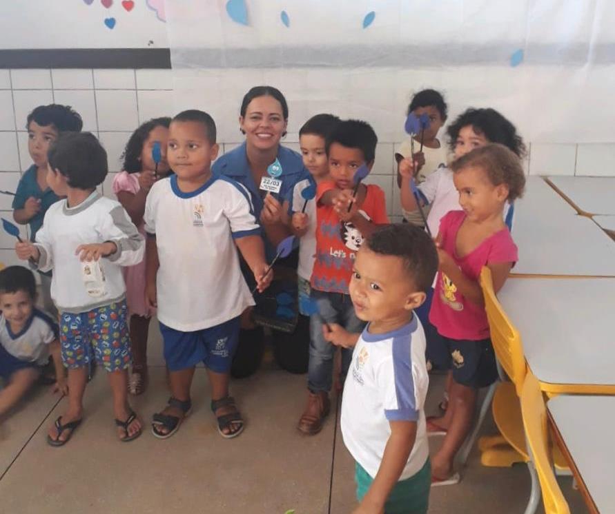 Prefeitura de Lagoa da Confusão realiza ações em alusão ao Dia Mundial da Água