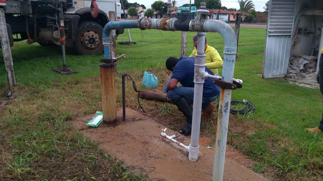Prefeitura de Monte Santo restabelece abastecimento de água