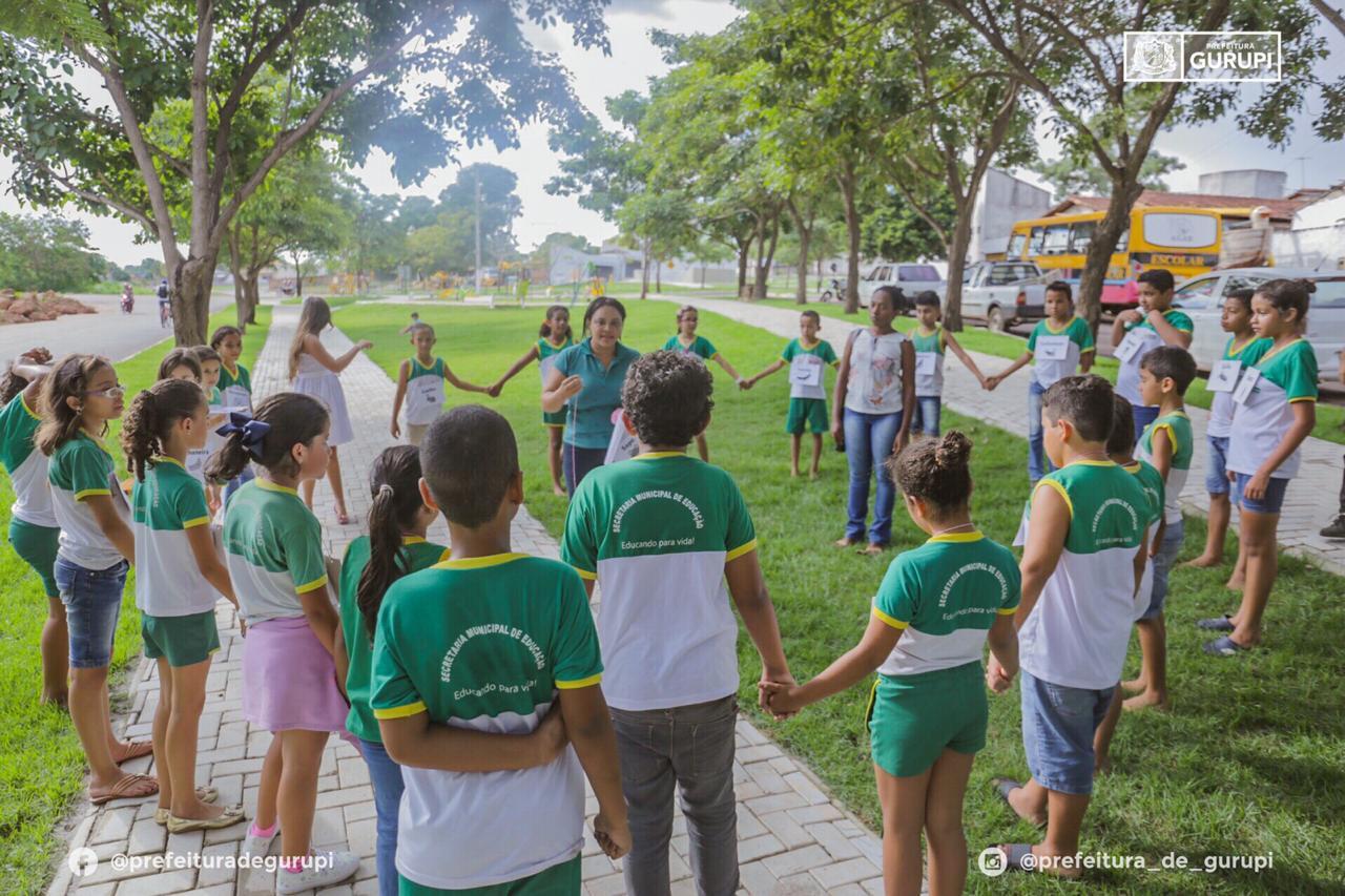 Semana da Água em Gurupi é aberta com tarde lúdica e educativa para crianças
