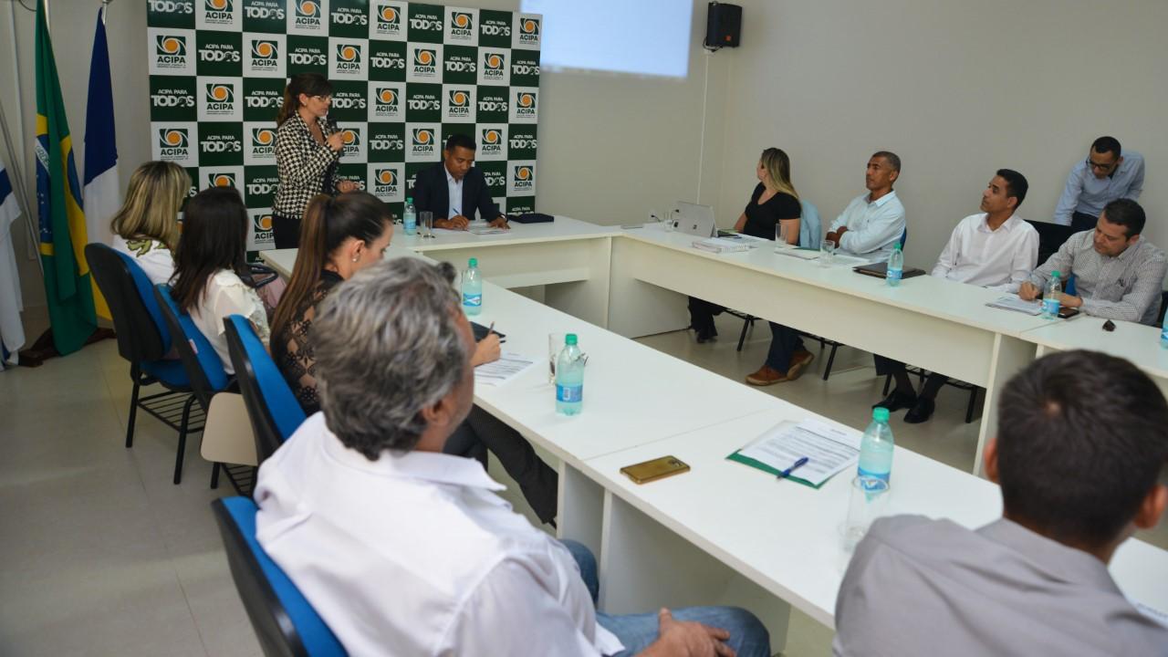 Agência de Regulação de Palmas apresenta Procon municipal aos empresários na Acipa
