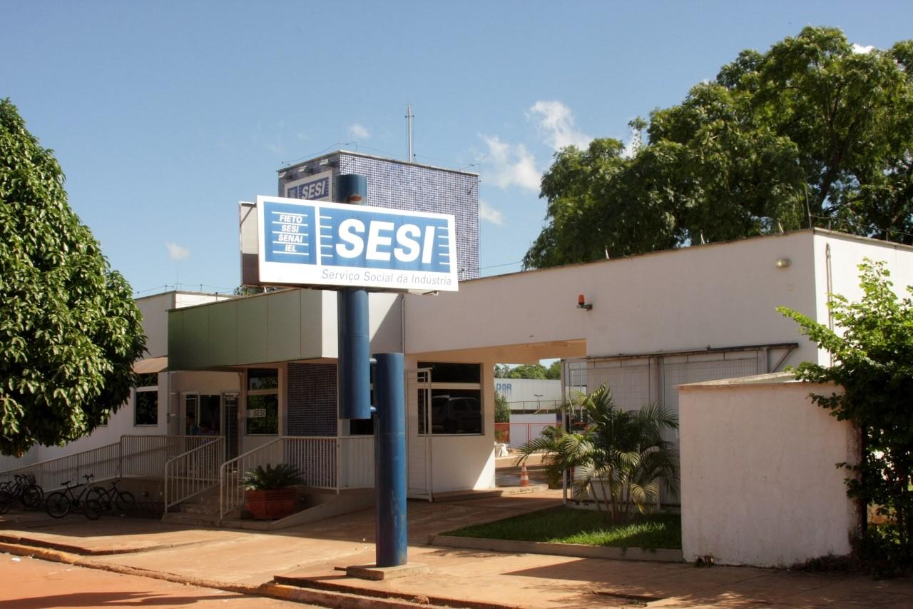 SESI inscreve para modalidades físicas e esportivas em Araguaína