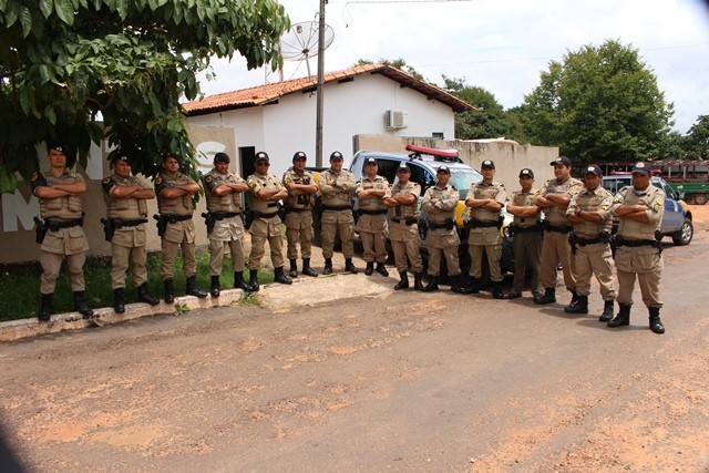 """9º BPM apreende nove veículos durante operação denominada """"Novo Horizonte"""""""