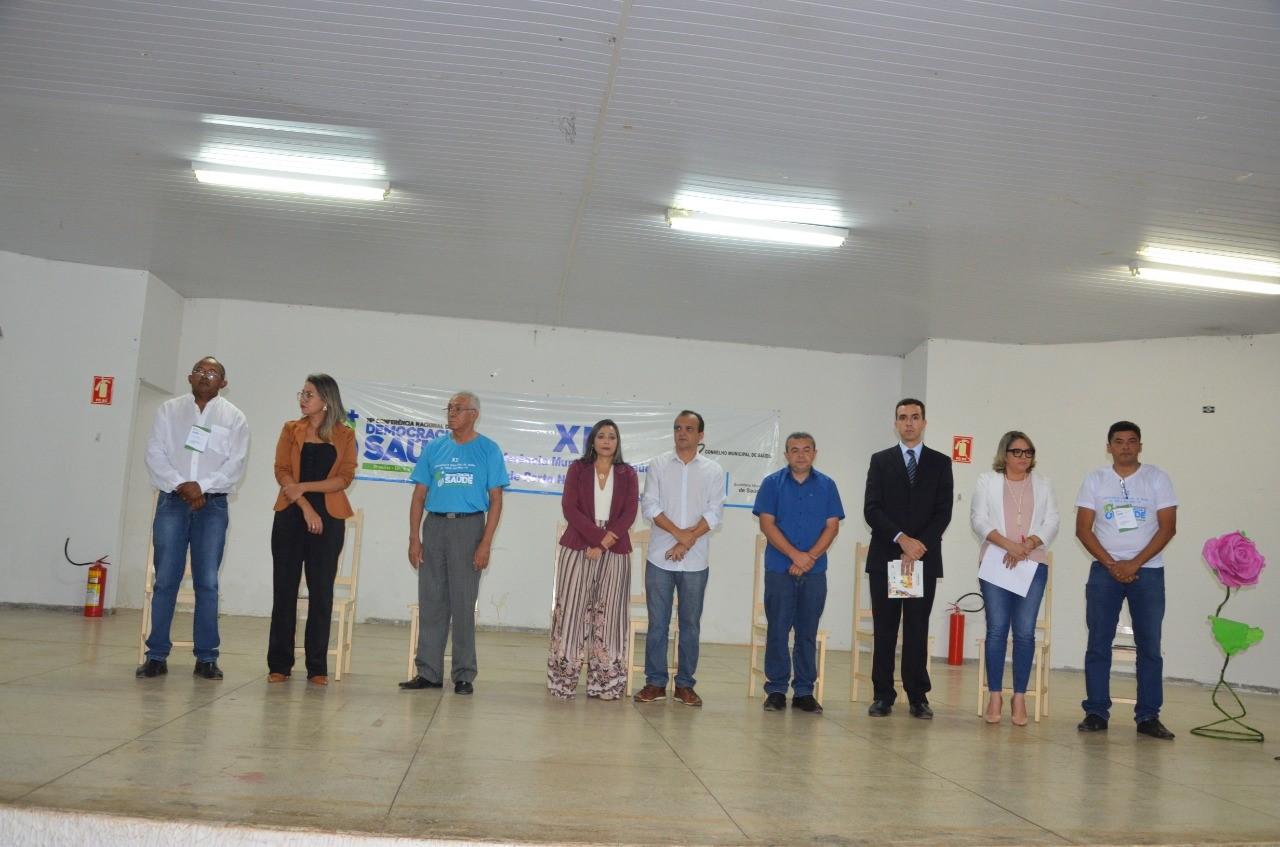 Prefeitura de Porto Nacional realizou a XI Conferência Municipal de Saúde