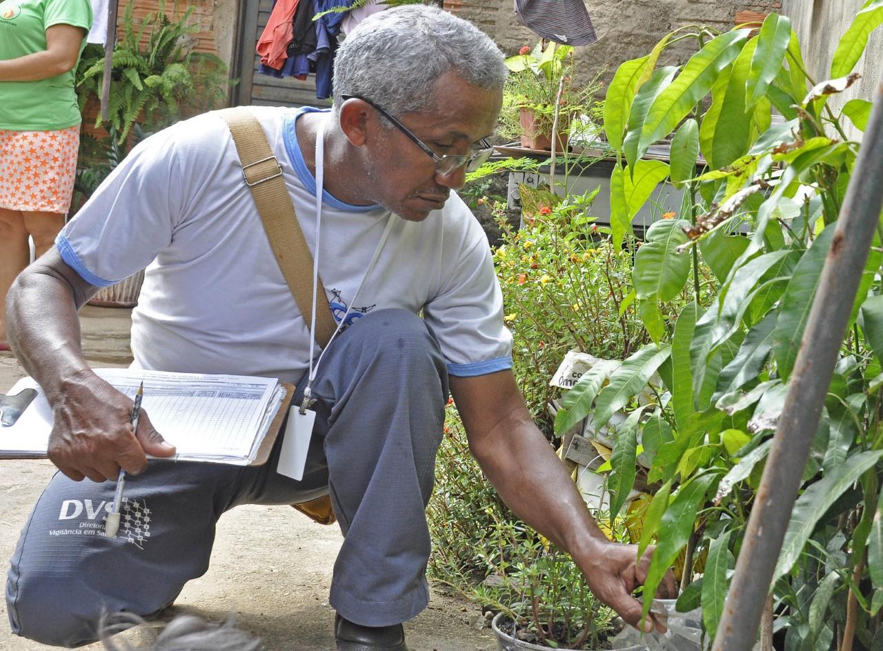 Mais de 900 residências foram visitadas durante Mobilização Social para o combate ao Aedes na região Norte