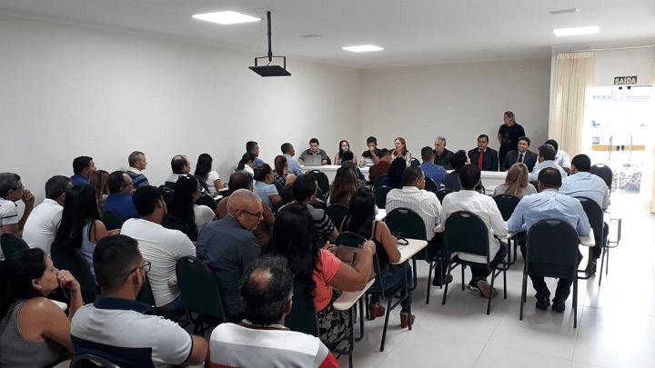 Em Assembleia Geral categoria define estratégia de combate a PL que extingue cargo
