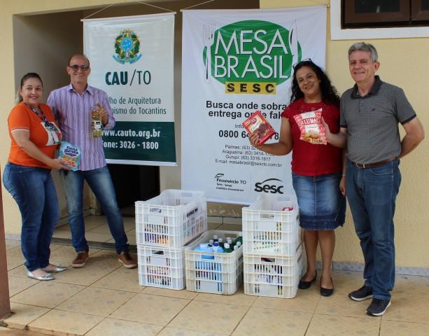 Casa de Apoio Vera Lúcia recebe doações de alimentos não perecíveis