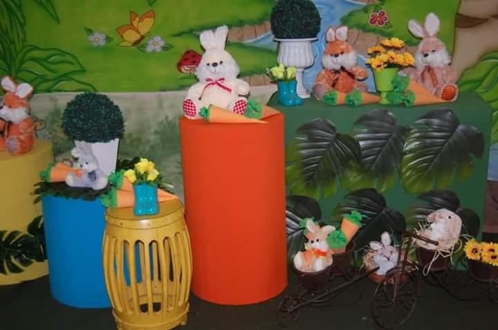 Prefeitura de Lagoa da Confusão celebra a Páscoa com os usuários do CRAS