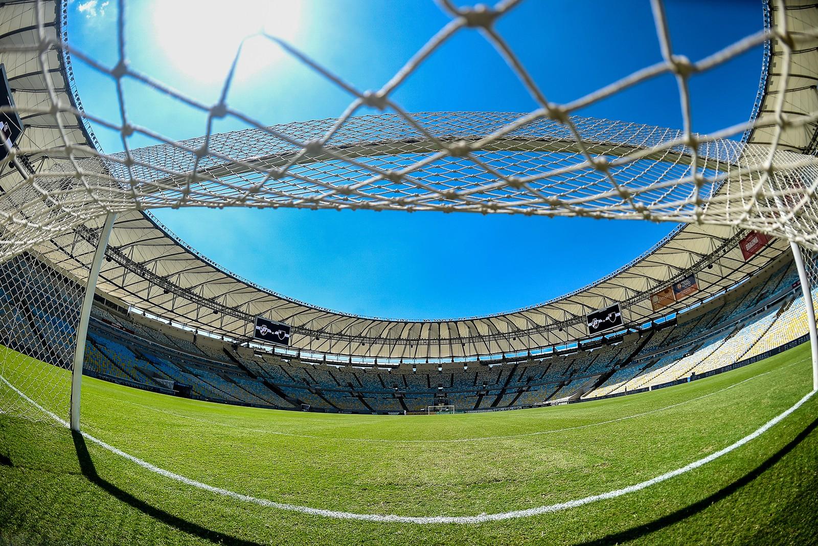 Esclarecimento: não haverá venda de ingressos para torcedores do Vasco no Maracanã