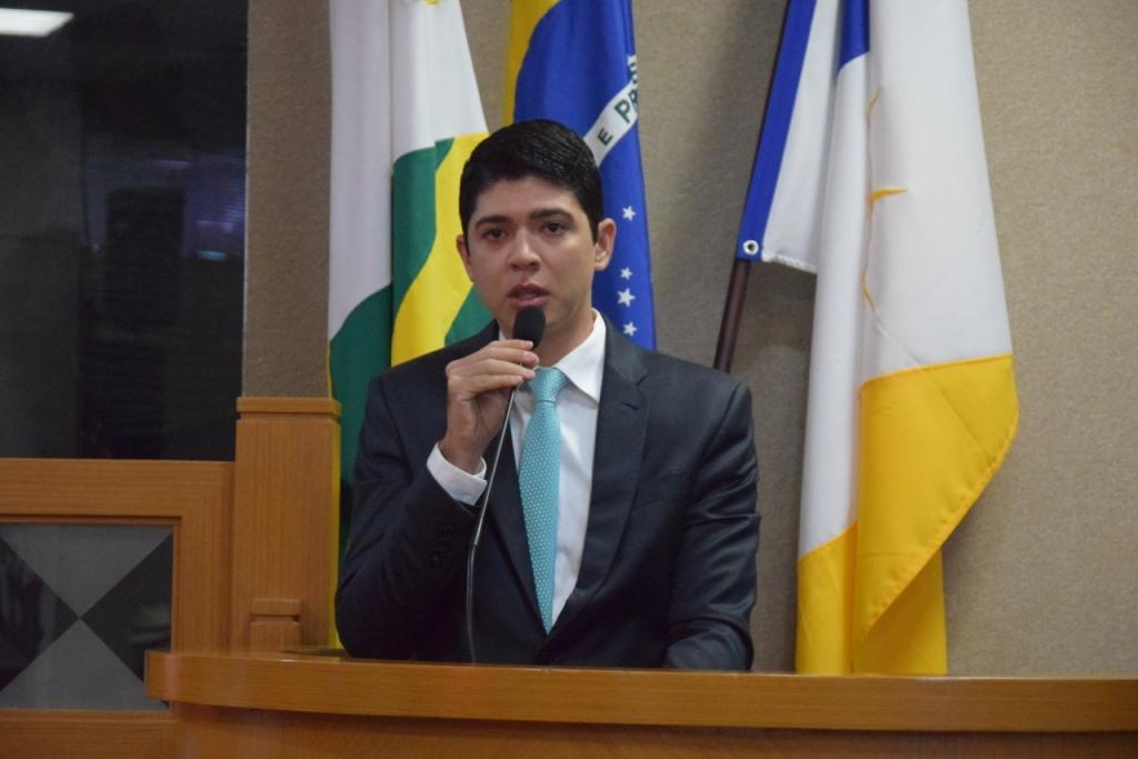 Celso Morais assume cargo de prefeito interino de Paraíso
