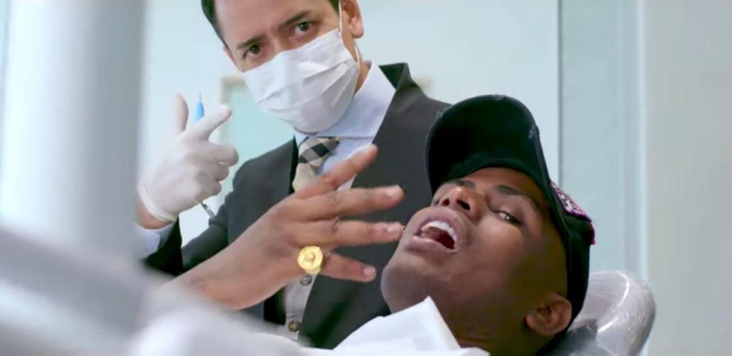 Dr. Viotto faz participação especial em videoclipe de funk de MC Davi