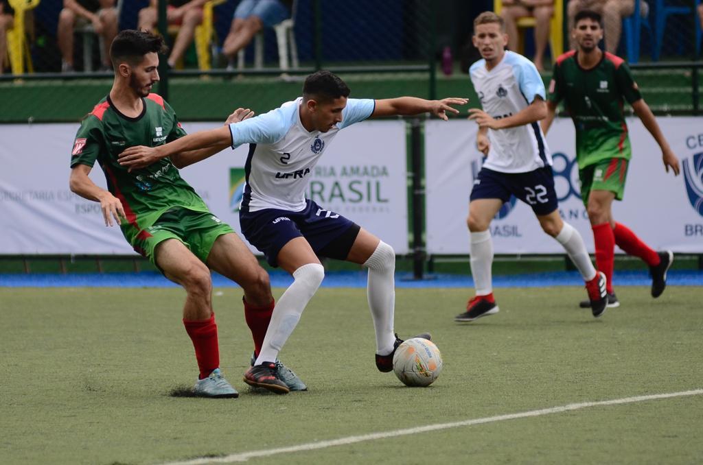 Futebol, tênis e xadrez marcam o primeiro dia do JUBs Modalidades em Brasília