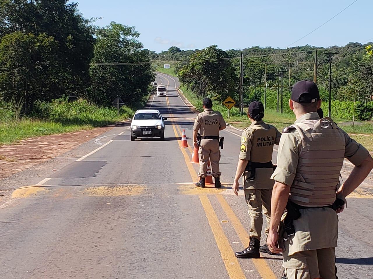 Polícia Militar desencadeia Operação Tiradentes