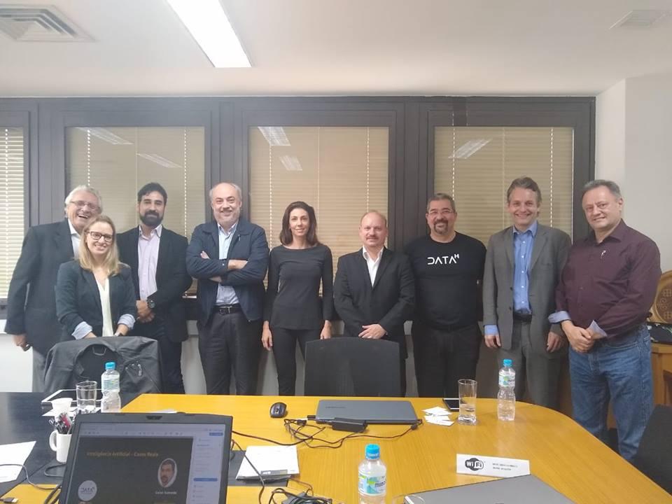 Auctus participa de painel sobre Inteligência Artificial na ABAG