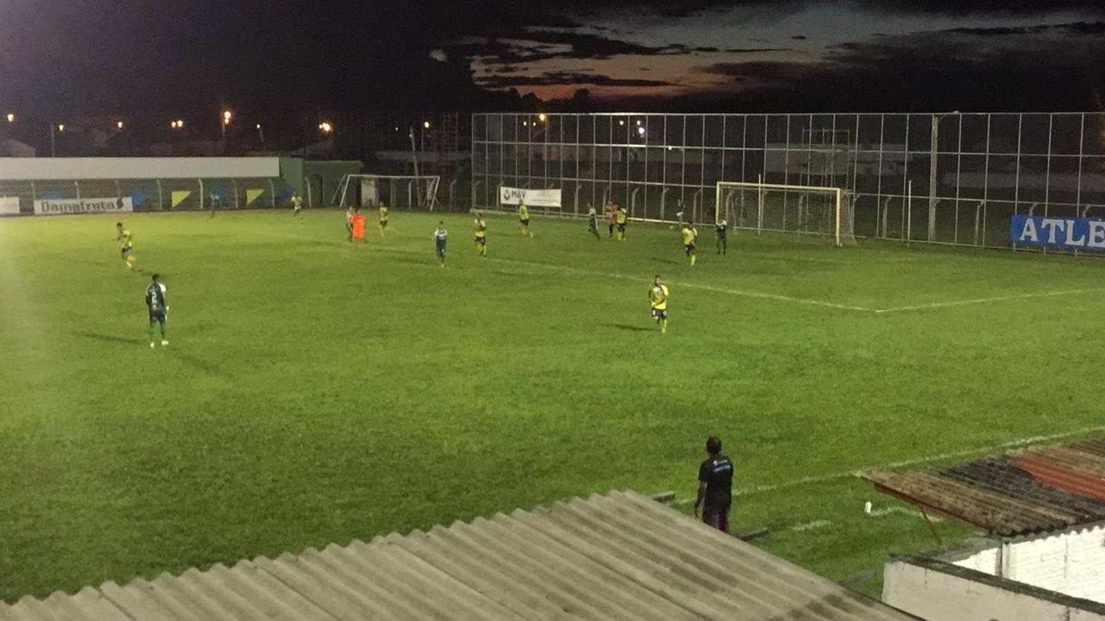 Atlético Cerrado quebra invencibilidade do Tocantinópolis e garante primeira vitória