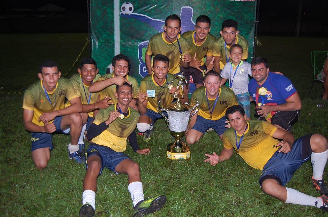 Lagoa da Confusão: Uniggel é o grande campeão da Copa Empresarial de Futebol Society