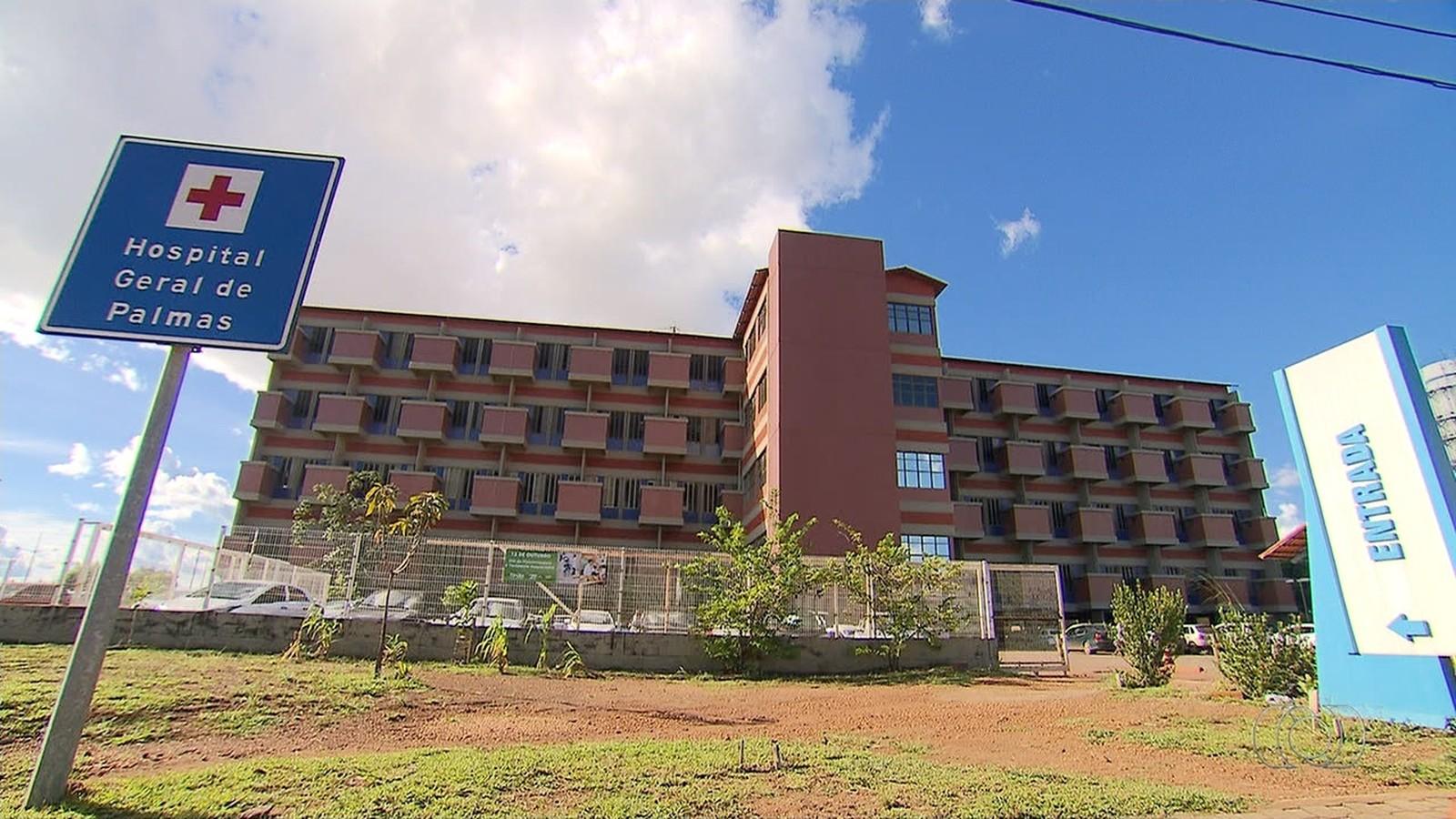 Homem é preso pela PM suspeito de furtar celulares dentro do Hospital Geral de Palmas