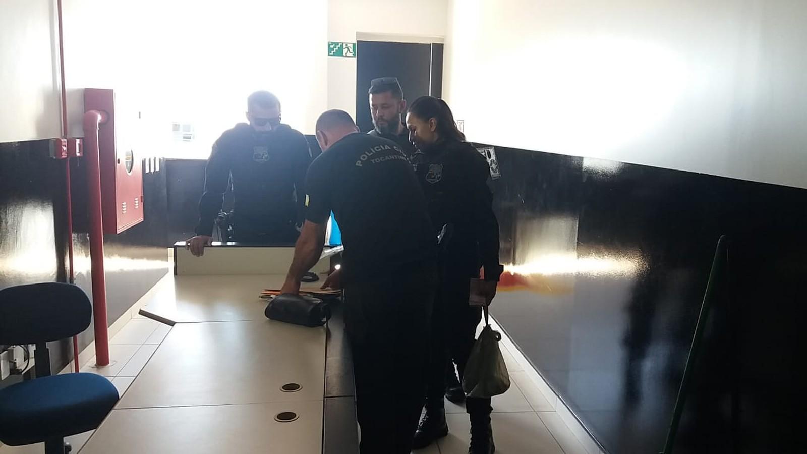 Filho de vice-prefeito é preso suspeito de participar de fraudes em vistoria do Detran
