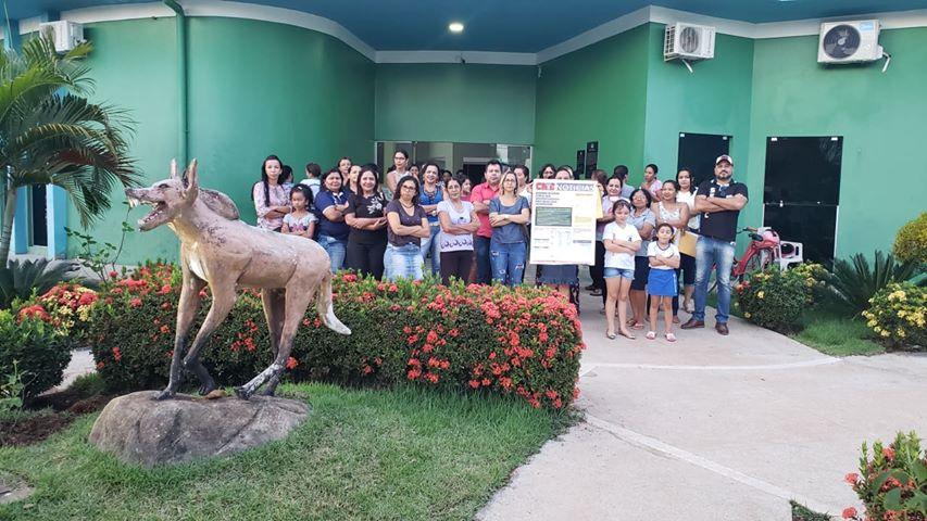 Educadores da rede municipal anunciam greve por tempo indeterminado em Guaraí