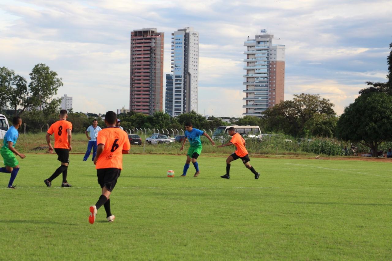 Polícia Militar do Tocantins promove torneio Tiradentes de futebol society